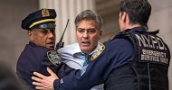 Money Monster, il poster del nuovo film di Jodie Foster con George Clooney