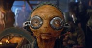 Star Wars – il Risveglio della Forza: le prime foto ufficiali di Maz Kanata e del Leader Supremo Snoke!