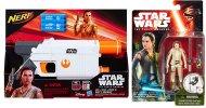 Star Wars – il Risveglio della Forza, ecco finalmente Rey nella seconda ondata di merchandise