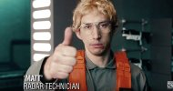 Star Wars: il backstage dello sketch del Saturday Night Live con Kylo Ren Boss in Incognito