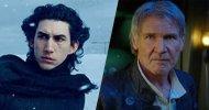 Star Wars: il burrascoso passato tra Kylo Ren e Han sono raccontato in Gif