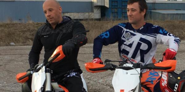 Vin Diesel XXX