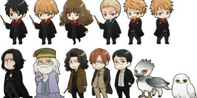 Harry Potter La Warner Bros Mette In Commercio Le Versioni Anime