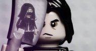 Lo Chiamavano Jeeg Robot, ecco Lo Zingaro in versione LEGO nel poster dei fratelli Toscano