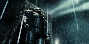 Batman v Superman: il Cavaliere di Gotham in azione in un video dal backstage