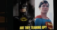 Batman V Superman: Christopher Reeve incontra Michael Keaton in un trailer fan made
