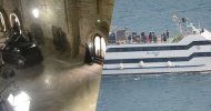 Star Wars: Episodio VIII, il video dell'inseguimento e nuove foto dallo yacht a Dubrovnik!
