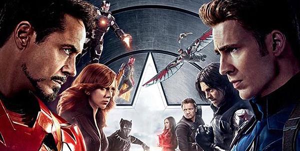 Captain America: Civil War, da domani nelle sale in circa 900 copie