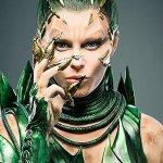 Power Rangers: il look iniziale di Rita Repulsa in un nuovo concept art