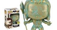 Comic-Con 2016: ecco la figure Funko POP! di Aquaman in versione statua di bronzo