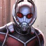 Ant-Man: il design alternativo dei caschi di Ant-Man e del Calabrone in alcuni concept art