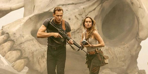 Kong Skull Island Tom Hiddleston Brie Larson