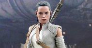 Star Wars: Il Risveglio della Forza, ecco la figure di Rey della Hot Toys con l'outfit della Resistenza