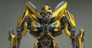 Transformers: the Last Knight, il nuovo look di Bumblebee in un concept art