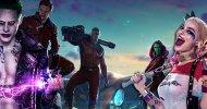 Suicide Squad: James Gunn commenta gli incassi in rapporto a Guardiani della Galassia