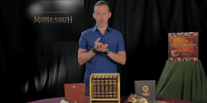 Middle Earth 6- Film Collection: l'unboxing con Dominic Monaghan!