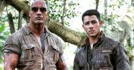 Jumanji: Nick Jonas insieme a Dwayne Johnson in una nuova foto dal set