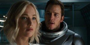 Passengers: un video saggio suggerisce qualche miglioramento per lo sci-fi con Chris Pratt e Jennifer Lawrence