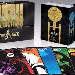 Star Trek: ecco lo speciale cofanetto per il 50esimo anniversario della serie