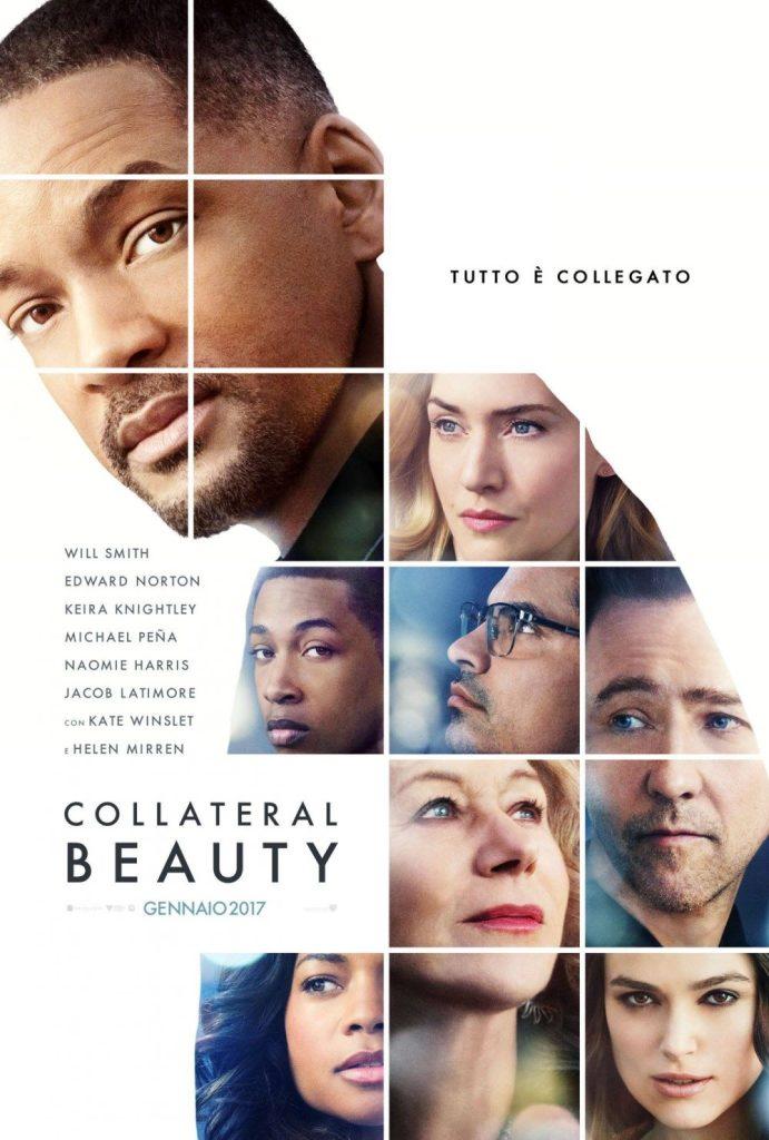 Risultati immagini per locandina film Collateral Beauty