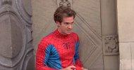 Andrew Garfield torna a essere Spider-Man un'ultima volta per un'ospitata da Jimmy Kimmel