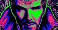 Doctor Strange: lo Stregone Supremo sulla cover di EW e in un colorato poster IMAX