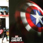 Marvel Legends – Lo scudo di Captain America