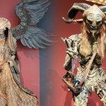 Guillermo del Toro: tantissime immagini provenienti dalla mostra dedicata ai numerosi memorabilia del regista