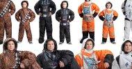 Star Wars: ecco i sacchi a pelo ispirati ai personaggi della saga