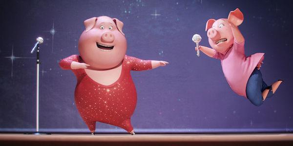 Sing, tutti in scena nella nuova clip italiana del film