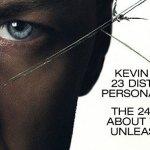Split: James McAvoy sta per scatenare la ventiquattresima personalità nel poster del film di M. Night Shyamalan