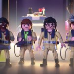Ghostbusters: ecco gli acchiappafantasmi in versione Playmobil in uno spot natalizio animato
