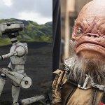 Rogue One: a Star Wars Story, ecco i droidi e le creature inedite che vedremo nel film!