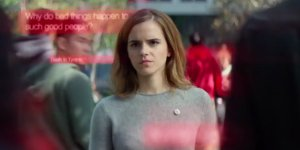 The Circle, Emma Watson e Tom Hanks in tre clip italiane
