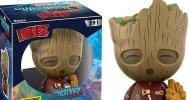 Guardiani della Galassia Vol. 2: nuove immagini del merchandise legato al film di James Gunn