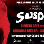 Suspiria in 4K in Sala Energia al cinema Arcadia di Melzo presentato da BadTaste.it!