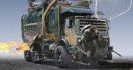 Tartarughe Ninja – Fuori dall'Ombra: il furgone delle Turtles in alcuni concept art alternativi