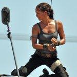 Tomb Raider: Alicia Vikander è Lara Croft nelle prime foto dal set!