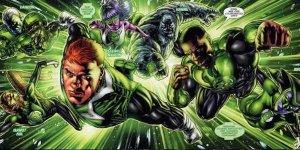 Green Lantern Justice League