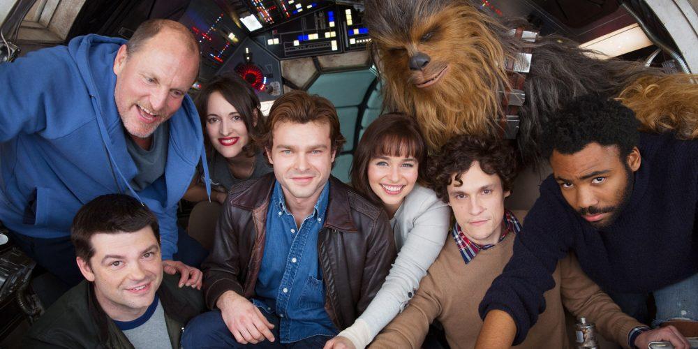 Star Wars: partono le riprese dello spin-off su Han Solo