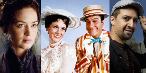 Mary Poppins Returns, via alle riprese