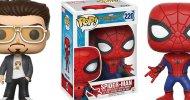 Spider-Man: Homecoming, ecco le figure Funko POP!, Pint Size Heroes, Hero Plushies e Dorbz dei protagonisti