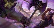 Thor: Ragnarok, il combattimento fra Hulk e Thor e il primo sguardo a Hela nei nuovi concept art!