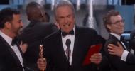 Oscar 2017: l'epico errore, Warren Beatty e Faye Dunaway annunciano il Miglior Film sbagliato!