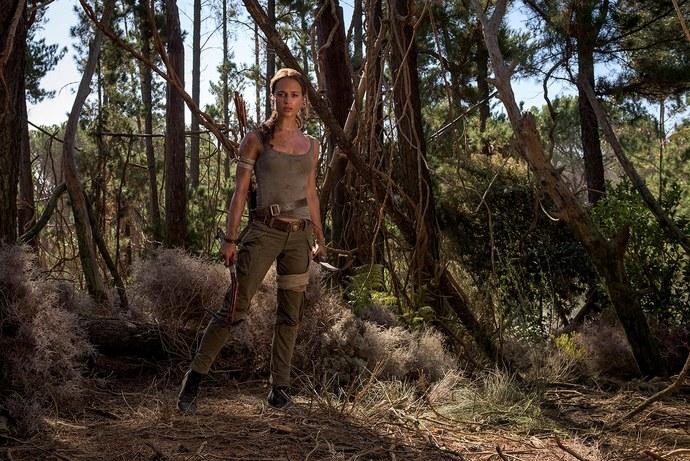 Tomb Raider: Alicia Vikander è Lara Croft nelle prime foto ufficiali