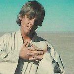 Star Wars: ecco quella che forse è la prima foto di scena mai scattata a Luke Skywalker!