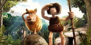 I Primitivi: il nuovo trailer italiano del cartoon targato Aardman