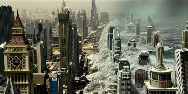 Geostorm, ecco il primo spettacolare Trailer con Gerard Butler!
