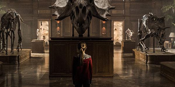 Prima immagine ufficiale di Jurassic World 2