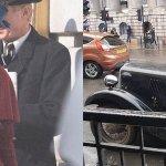 Mary Poppins Returns: Emily Blunt e un mucchio di comparse nelle prime foto dal set a Londra!